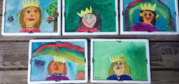 Muttertag Kunstwerke